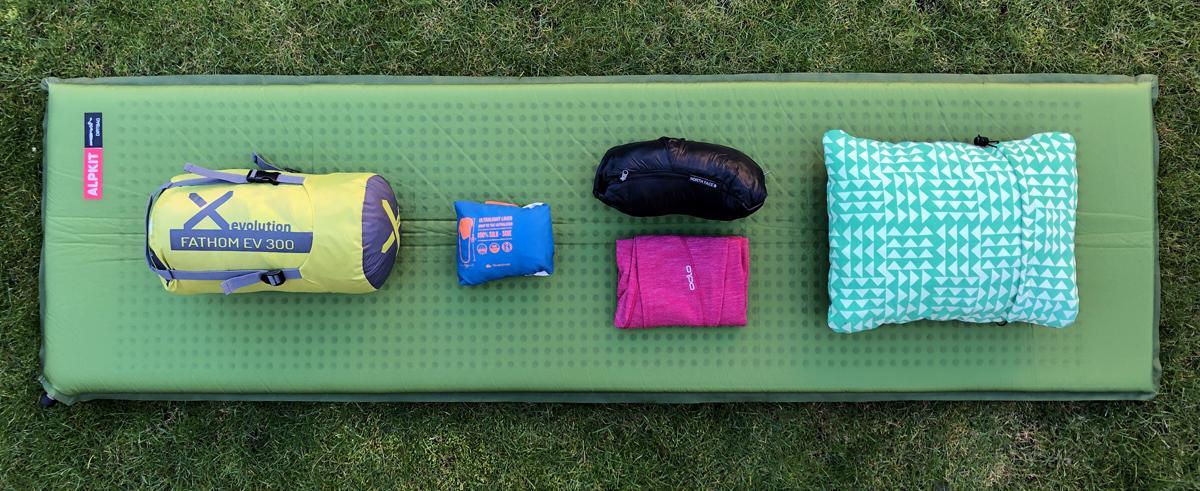 Splodz Blogz | Keeping Warm in a Sleeping Bag