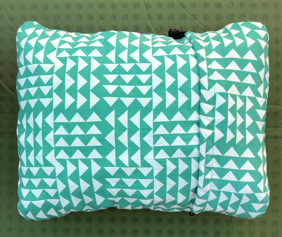 REVIEW | THERMAREST COMPRESSIBLE PILLOW