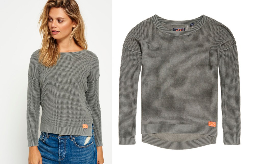 Splodz Blogz | Cosy Jumpers - Superdry