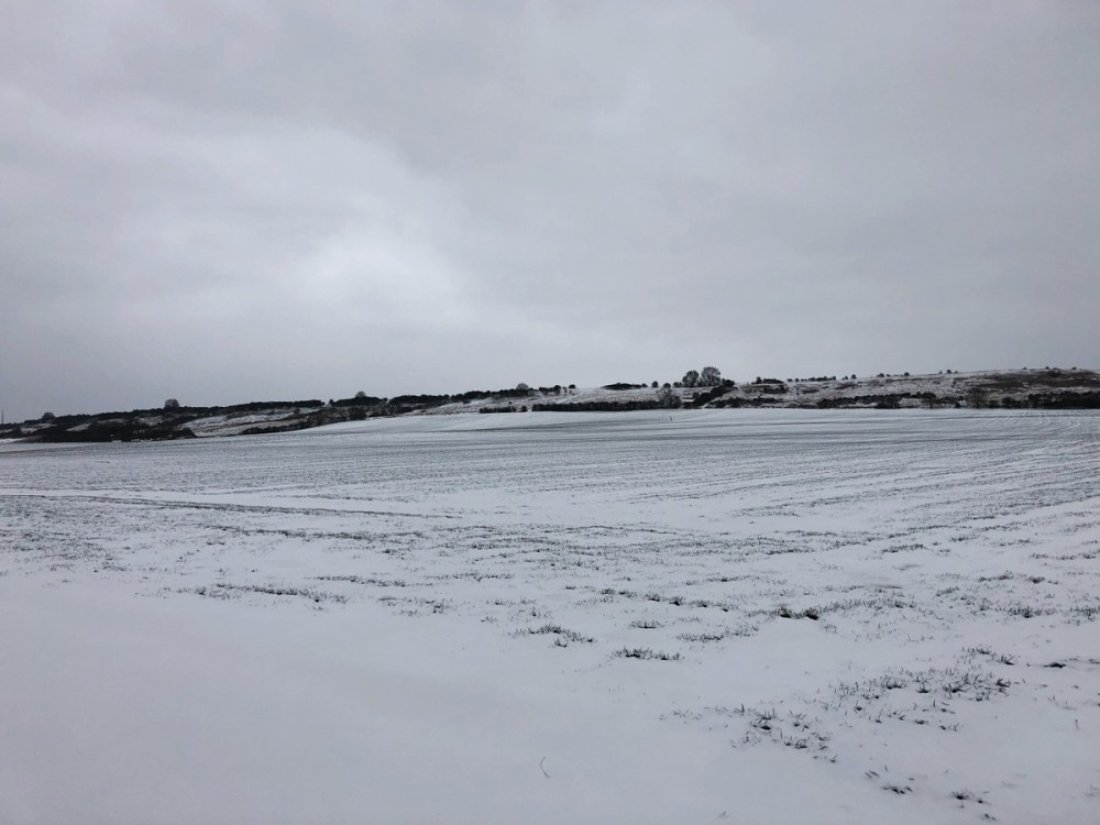 Splodz Blogz | Year in Photos - Snowy Lincolnshire