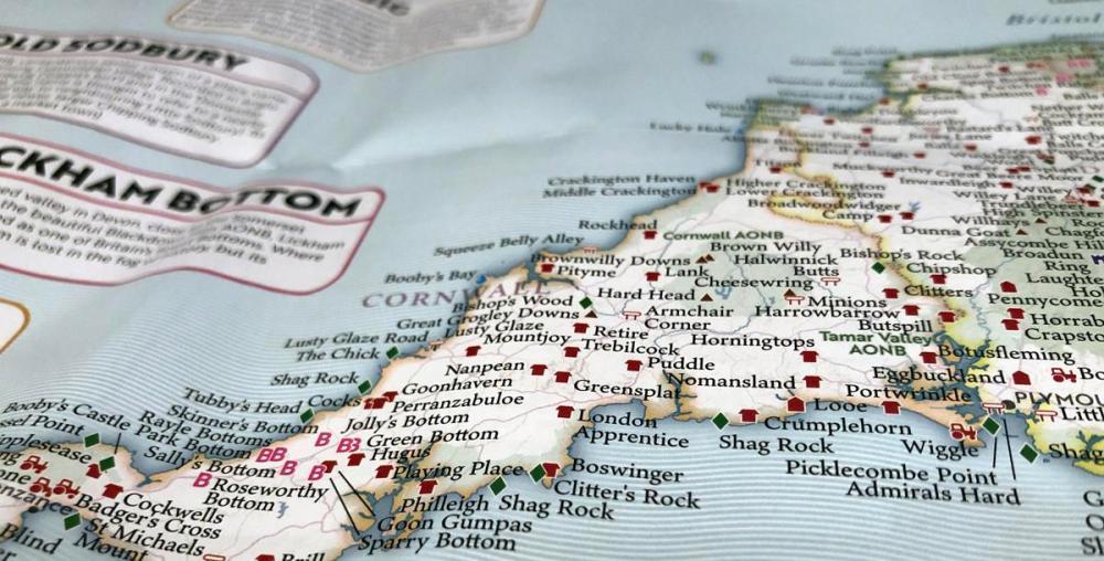 Splodz Blogz | Marvellous Maps