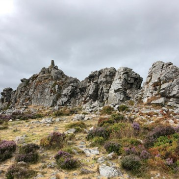 HIKING THE STIPERSTONES