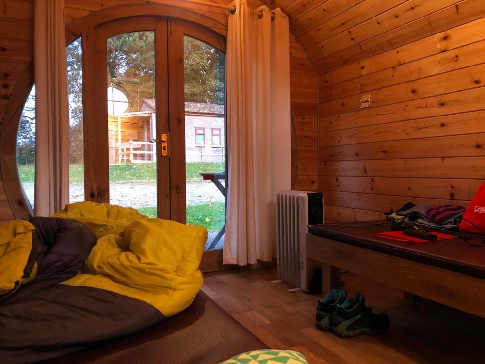 Splodz Blogz   Camping Hut