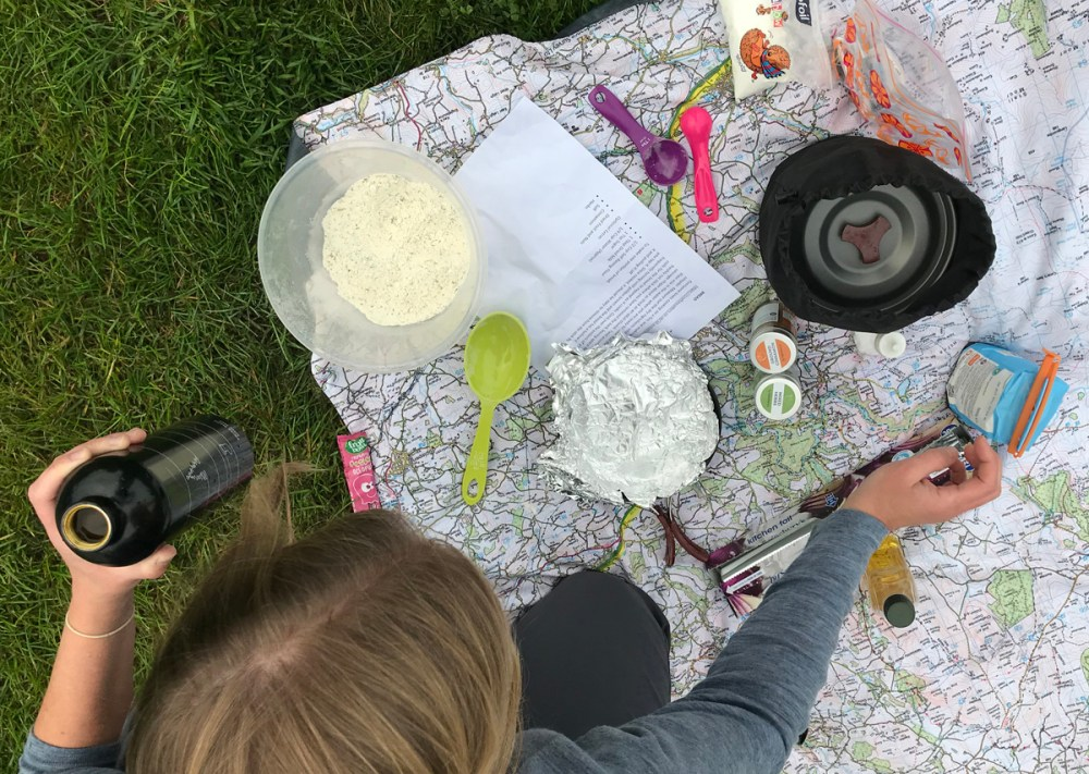 Splodz Blogz | Cooking Bread Outdoors