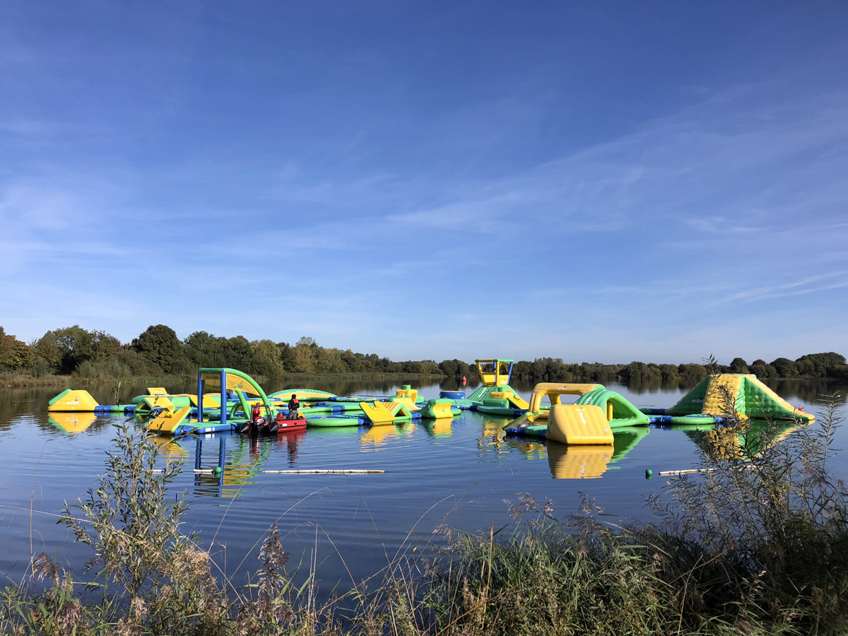 Splodz Blogz | Cotswold Country Park and Beach