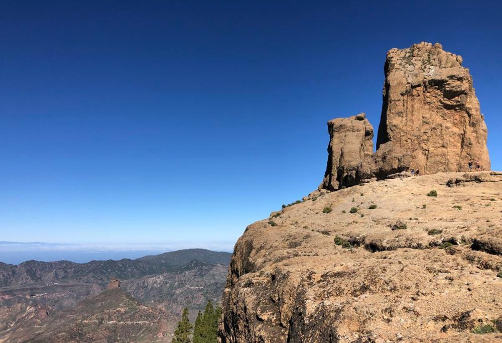 Splodz Blogz | Hiking Roque Nublo, Gran Canaria