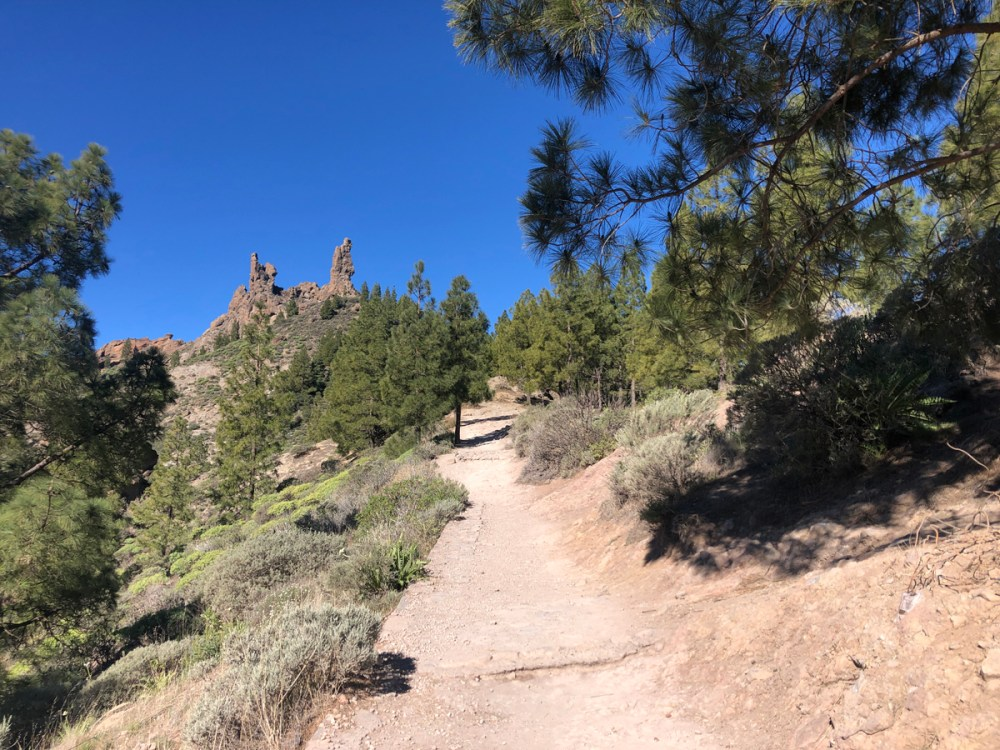 Splodz Blogz | Hiking Roque Nublo, Gran Canaria