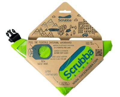 Splodz Blogz | Camping Gadgets - Scrubba Camp Laundry Bag