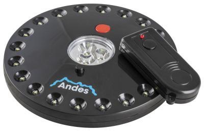 Splodz Blogz | Camping Gadgets - Remote LED Light