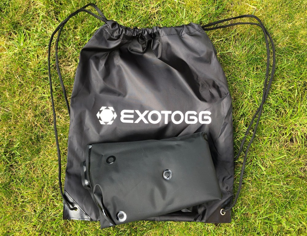 Splodz Blogz | Exotogg Thermal Tabard