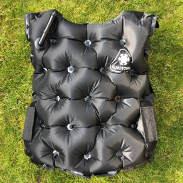 REVIEW   EXOTOGG THERMAL TABARD