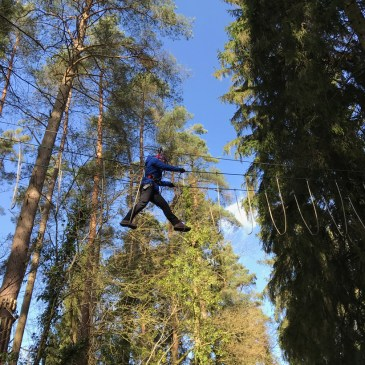 GO APE | MALLARDS PIKE, FOREST OF DEAN