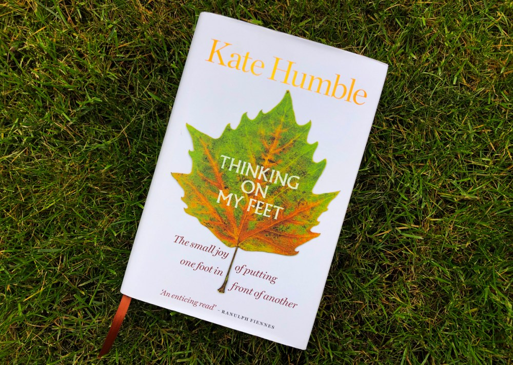 Splodz Blogz | Kate Humble, Thinking on My Feet