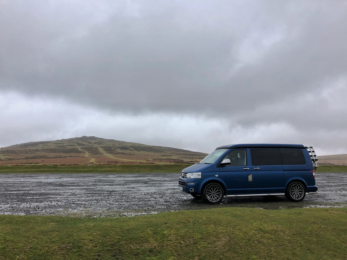 A MEMORY FILLED CAMPERVAN ROAD TRIP WITH GOBOONY