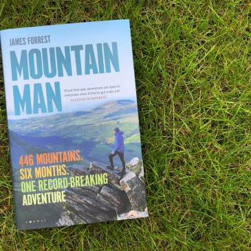 BOOK REVIEW | MOUNTAIN MAN, JAMES FORREST