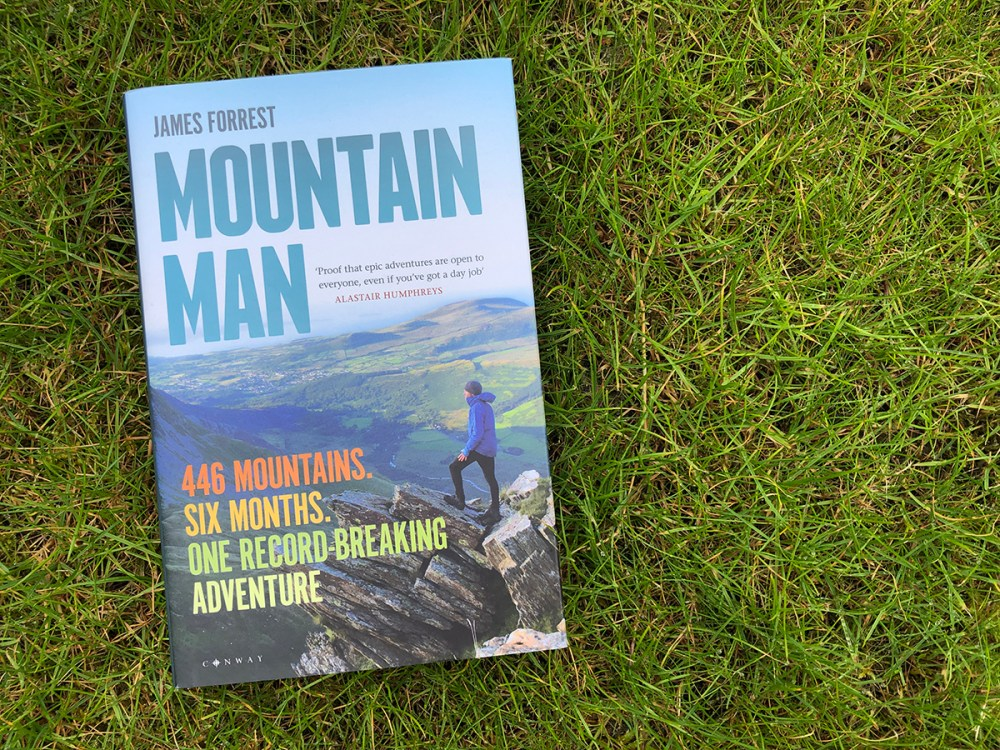 Splodz Blogz | Mountain Man, James Forrest