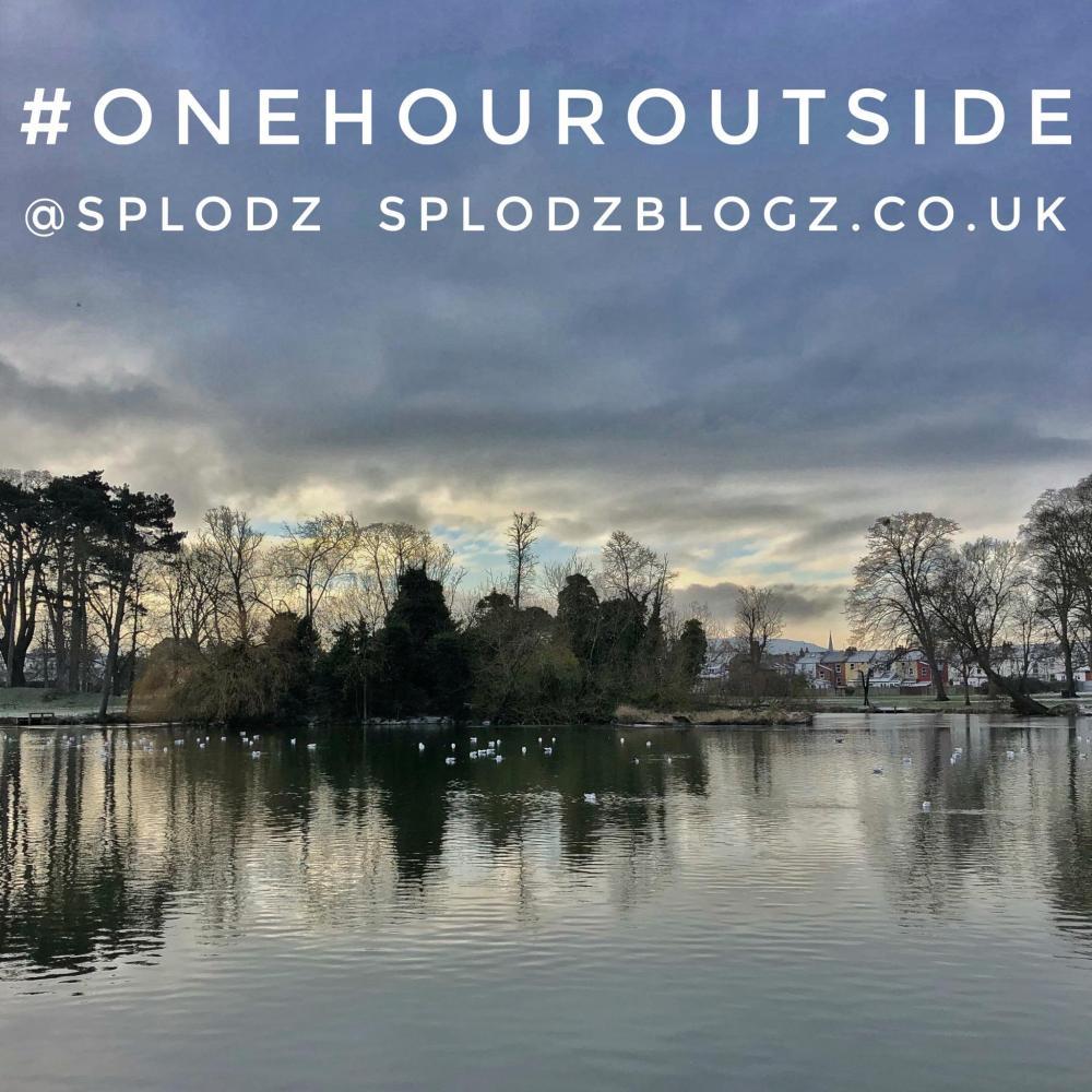 Splodz Blogz | One Hour Outside