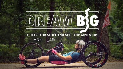 Dream Big, Mel Nicholls Handcycling Britain
