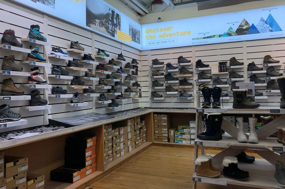 Splodz Blogz | Cotswold Outdoor Boot Fitting Service
