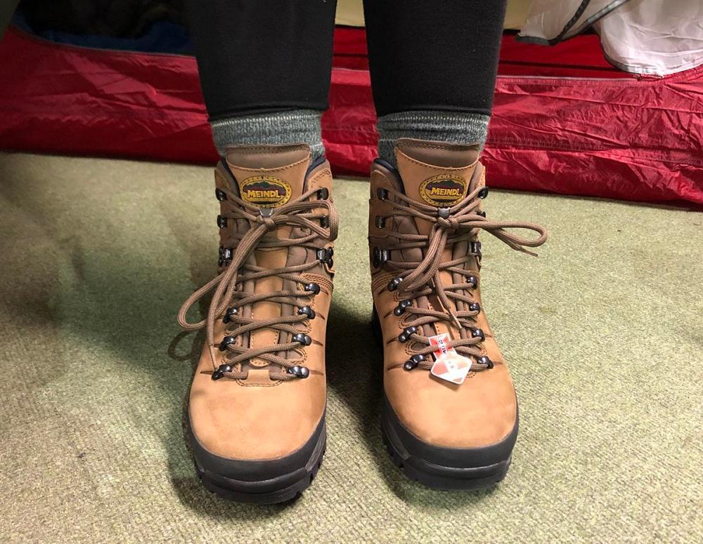 Splodz Blogz | Cotswold Outdoor Boot Fitting Service - Meindl Bhutans