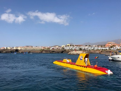 Splodz Blogz   Sea Views in Tenerife
