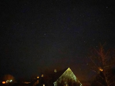 Splodz Blogz | GetOutside Activity Inspiration for Lock Down - Star Gazing
