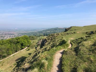 Splodz Blogz | Cleeve Hill