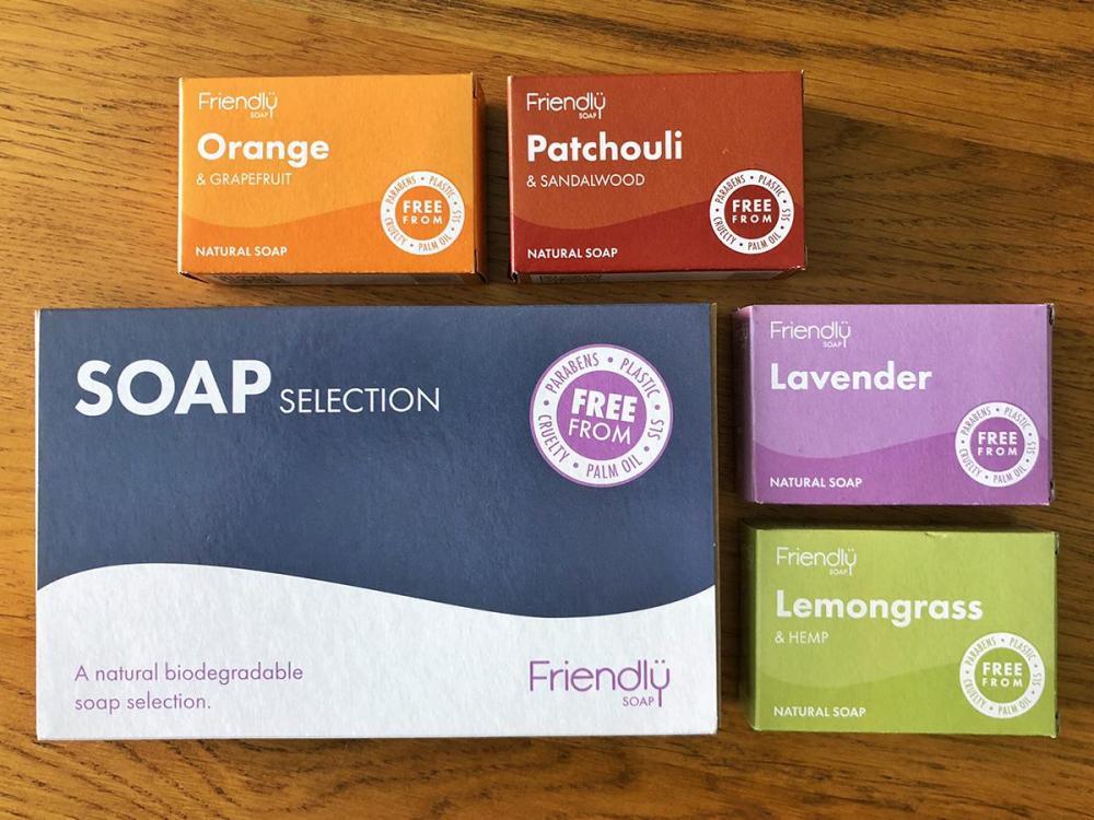 Splodz Blogz | Weekly Blog - Friendly Soap