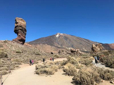 Splodz Blogz   Hiking Tenerife - Roques de Garcia