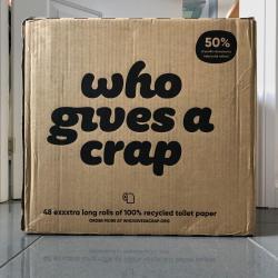 Splodz Blogz | Who Gives a Crap