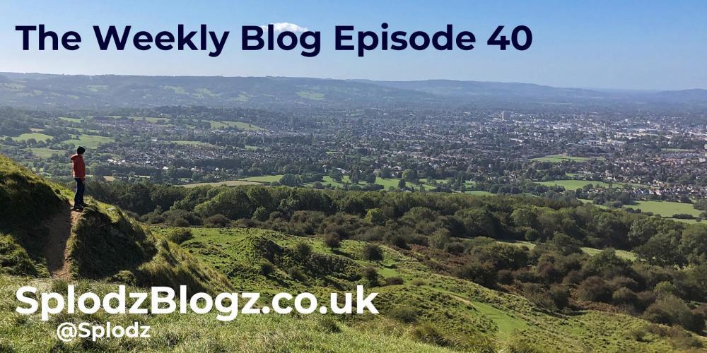 Splodz Blogz | The Weekly Blog Episode 39