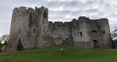 Splodz Blogz | 48 Hours in Abergavenny - Chepstow Castle