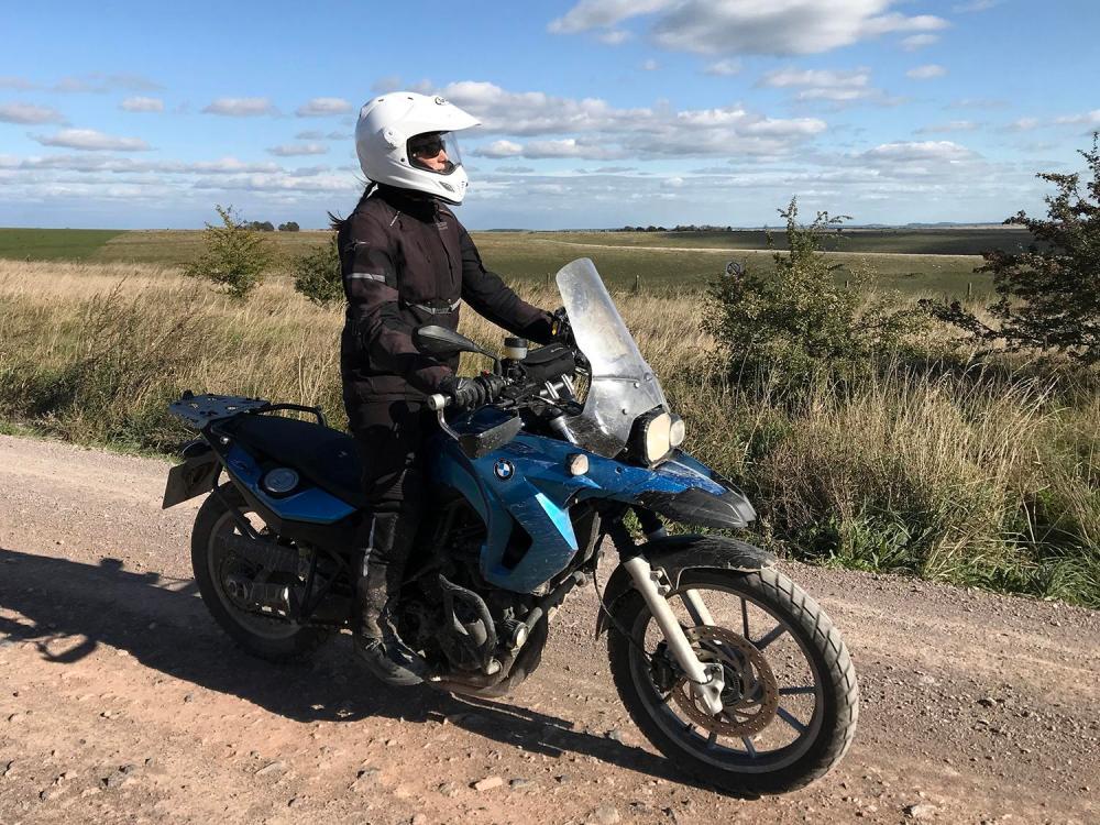 Splodz Blogz | BMW F650 GS Motorcycle