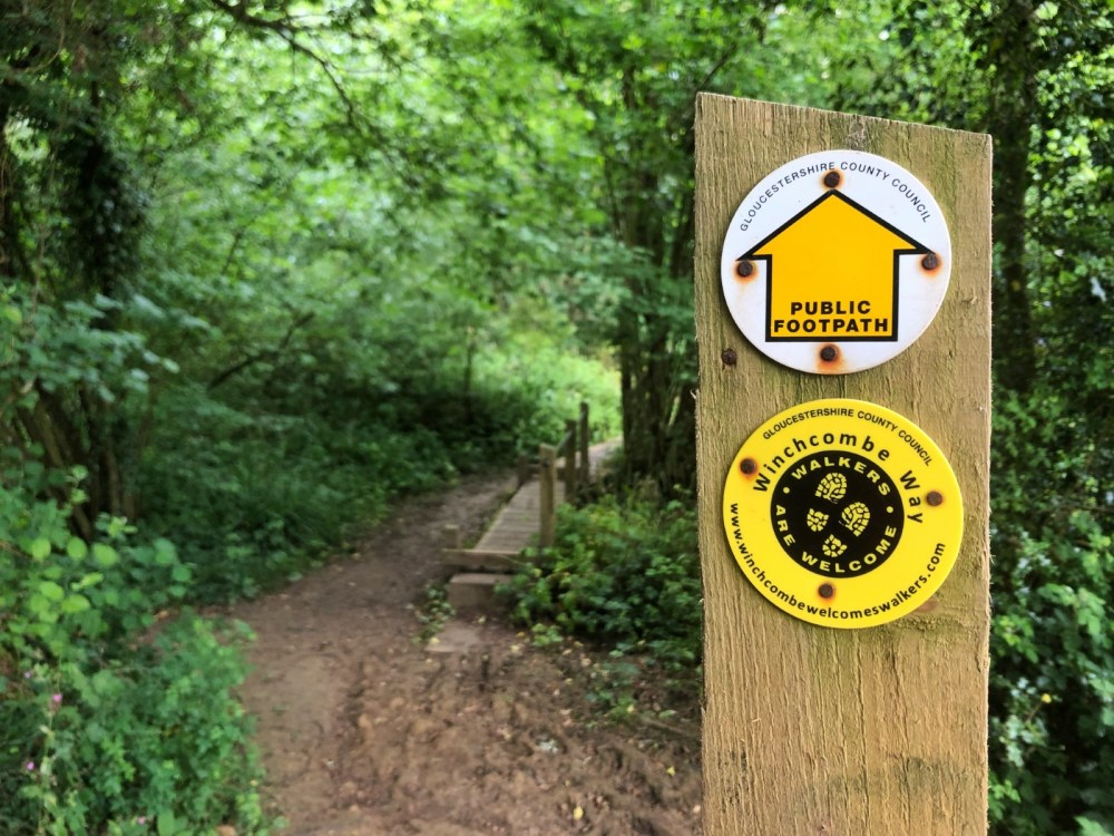 Splodz Blogz | Short Walks in the Cotswolds - Winchcombe Way
