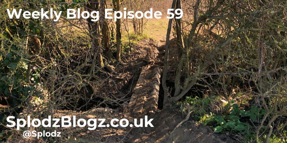 Splodz Blogz | The Weekly Blog Episode 59