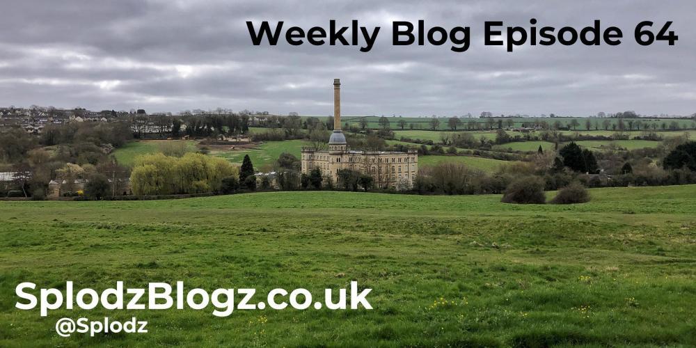 Splodz Blogz | The Weekly Blog Episode 64