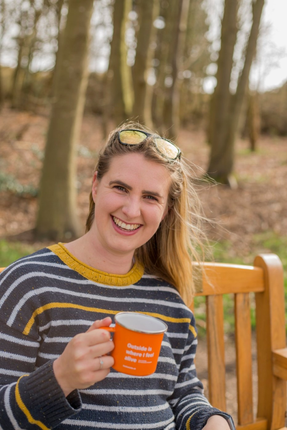 Splodz Blogz GetOutside Interviews | Charlotte Ditchburn, Public Rights of Way Explorer