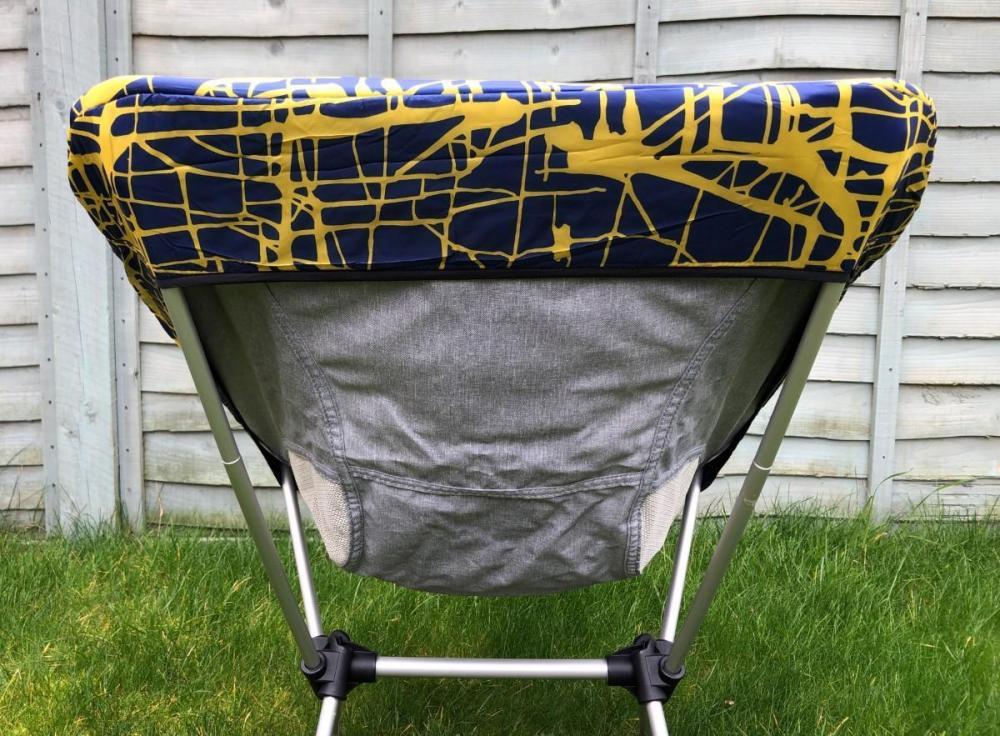 Splodz Blogz | Helinox Seat Warmer