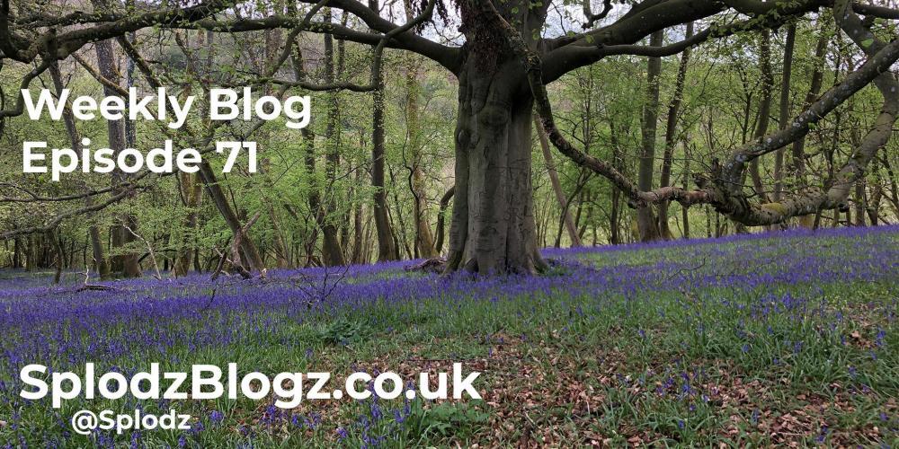 Splodz Blogz | The Weekly Blog Episode 71