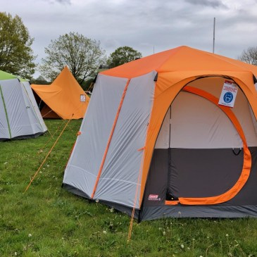 QUICK ROUNDUP OF THE NATIONAL CAMPING SHOW 2021