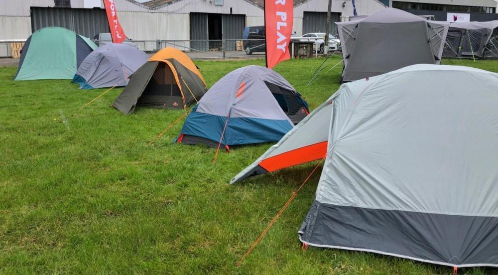 Splodz Blogz | National Camping Show Kelty