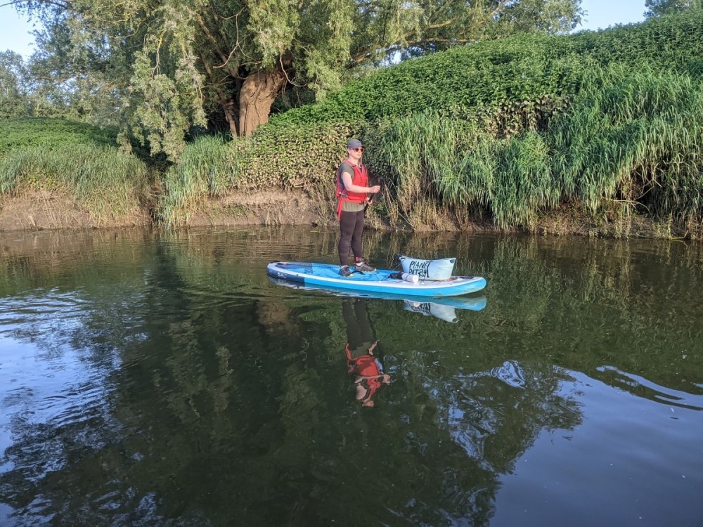Splodz Blogz | Planet Patrol Clean Up with SUP Gloucester