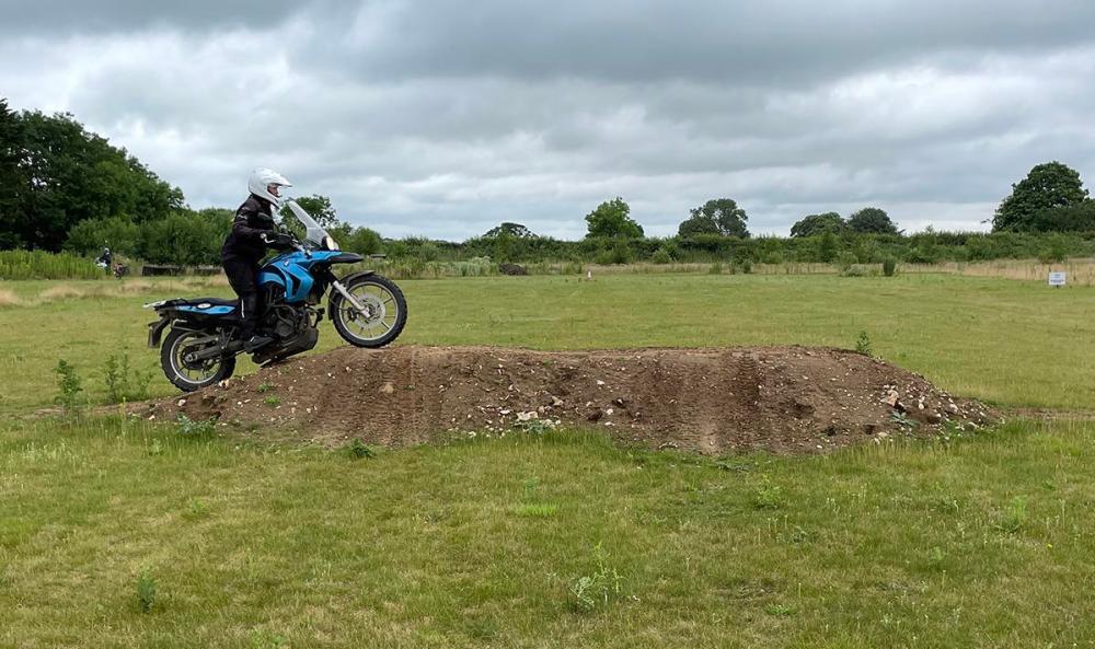 Splodz Blogz | Adventure Bike Training