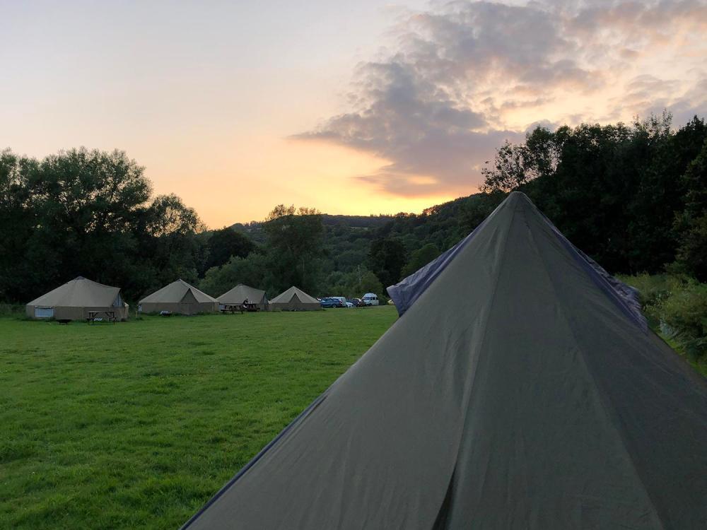 Splodz Blogz | Wild Night Out at YHA Wye Valley