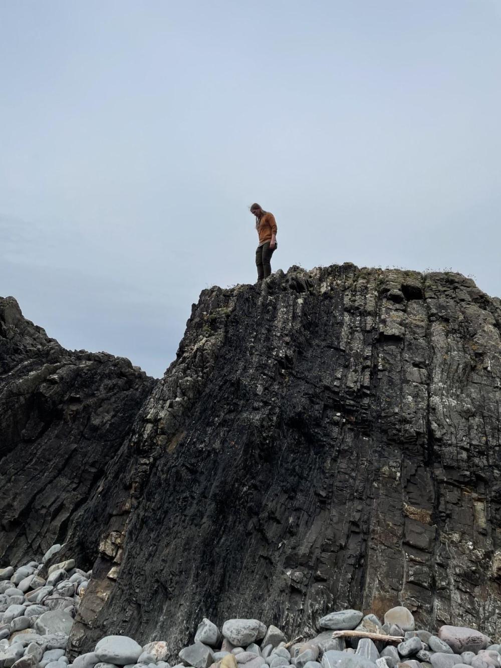 Splodz Blogz | On Blackchurch Rock