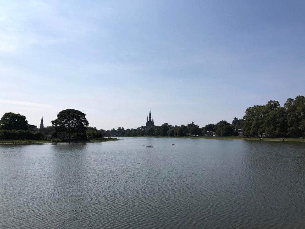 Splodz Blogz   Lichfield Cathedral