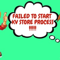 Failed to start KV Store process. See mongod.log and splunkd.log for details