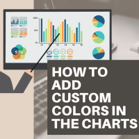 How to Add Custom Colors in the Charts in Splunk