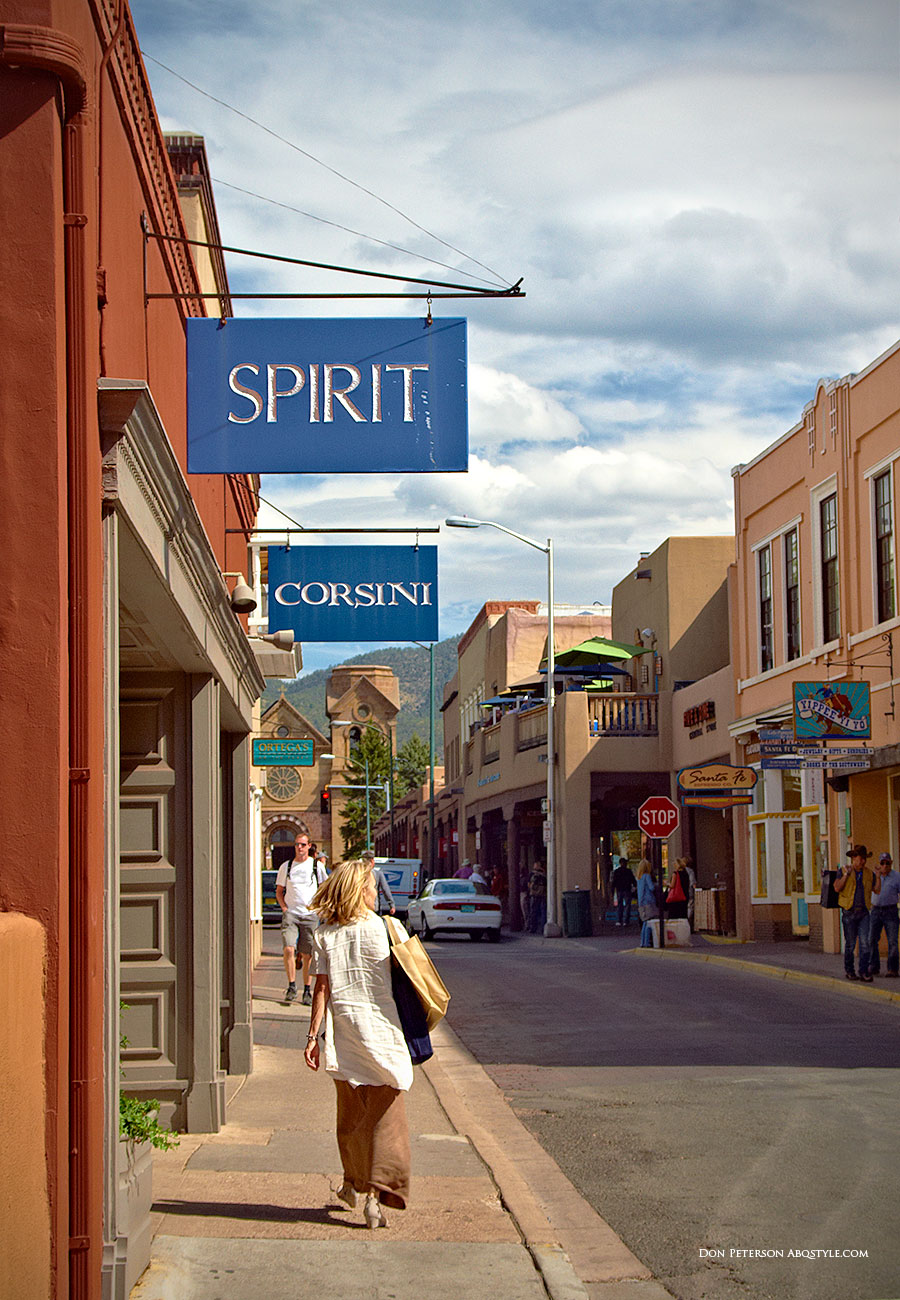 A Santa Fe, New Mexico Day Trip