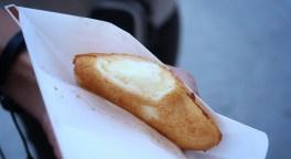 Fried Vanilla Ice Cream